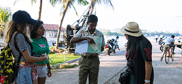 Guided Walk of Galle Fort Past to Present