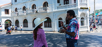 Kandy City Walking Tour